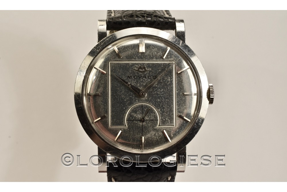 Movado – 1960'S Vintage Automatic Steel Watch – Cal. 115