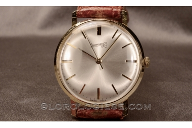EBERHARD - Ref. 27004 Classic 18kt. Gold Watch - Cal. 267-1