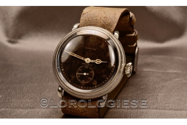 Zenith - Special 1941 Pilot B-Uhr 41mm Watch Glossy Brown Dial - Cal. 12.4