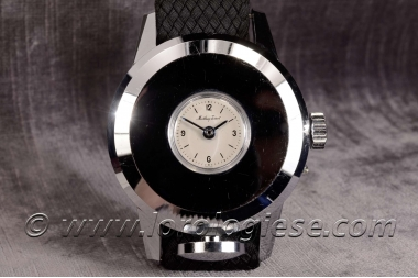 MATHEY TISSOT – Rare And Original 1940`S Grande Sonnerie Minute Repeater Watch