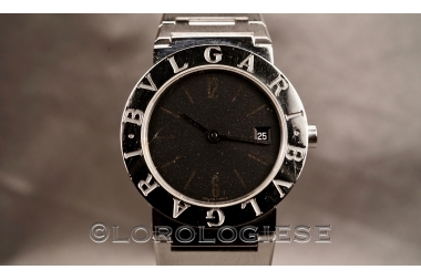 Bulgari Bulgari - Ref, BB26 Iconic Lady Steel Watch