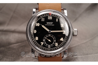 Tissot - Original 1940 Military B-uhr - Fliegeruhr - Pilot watch - Cal. 27